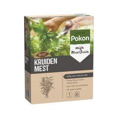 Pokon Bio Kruiden Mest 1kg (voor 30 planten)